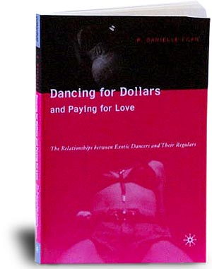 Photo of book sleeve: Dancing for Dollars and Paying for Love