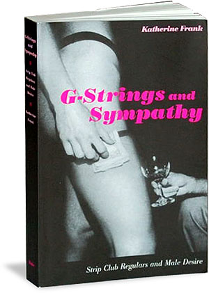 Book cover: G-Strings and Sympathy