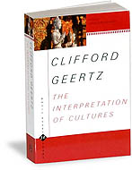 Photo of book: The Interpretation of Cultures