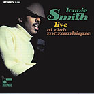 Record sleeve art: Lonnie Smith Live at Club Mozambique