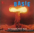 Record sleeve art: Count Basie The Complete Atomic Basie