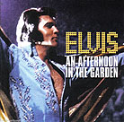Record sleeve art: Elvis Presley An Afternoon In The Garden