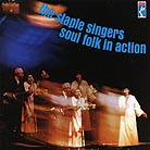 Record sleeve art: The Staple Singers Soul Folk in Action