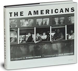 Photo of book cover: The Americans